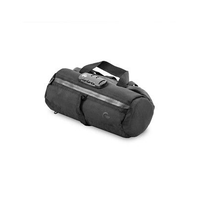 Skunk Small 10″ Smell Proof Duffle with Combo Lock - Black