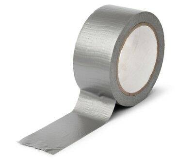 Silver Duct Tape Gaffer Tape Uk Stock Uk Seller - Rhino Tape