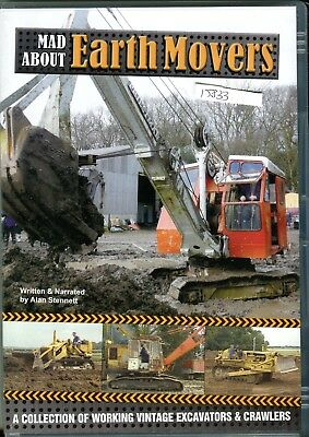 Mad about Earthmovers DVD