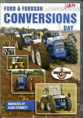 Ford & Fordson Conversions Day DVD