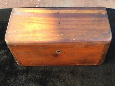 Vintage 1930's Lane Miniature Cedar Chest