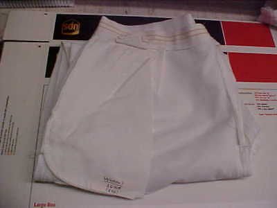USN Navy Sea Cadet ENLISTED female Dress White slacks bell bottoms 16WR loc#w2