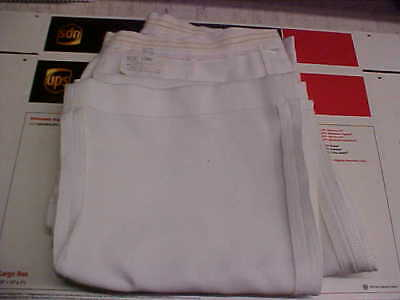 USN Navy Sea Cadet ENLISTED female Dress White slacks bell bottoms 16MR loc#w3