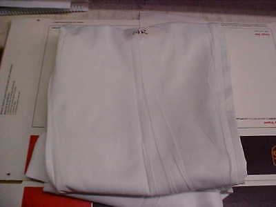 USN Navy Sea Cadet Officer Midshipman INST female Dress White slacks 14R loc#w5