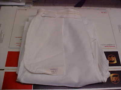 USN Navy Sea Cadet Enlisted female Dress White slacks Bell Bottoms 14MT loc#w7