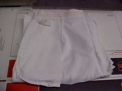 USN Navy Sea Cadet Enlisted female Dress White Slacks Bell Bottom 16MP loc#w16