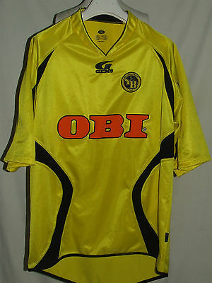 SOCCER JERSEY TRIKOT CAMISETA MAILLOT SPORT YOUNG BOYS size XL