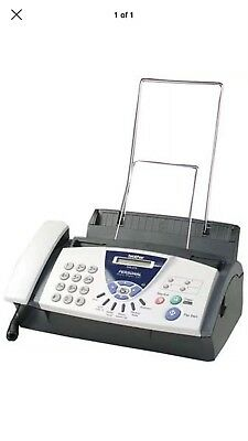 Brand New Brother FAX-575 Personal Fax Phone and Copier