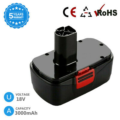 3.0Ah for 19.2 V Craftsman Battery 130279005 C3 315.113753 315.115410 315.11485