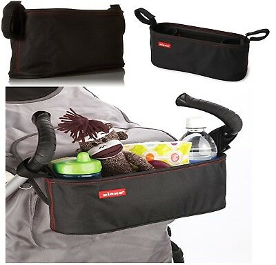 Pushchair Pram Stroller Organizer Insulated Travel Bag Storage Buggy Buddy DIONO