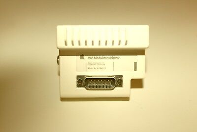 Apple II Computer PAL Modulator Adaptor  Model Number A2M4023