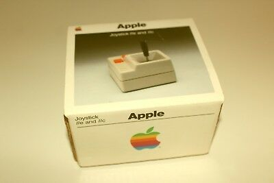 Boxed Apple IIc IIe Joystick