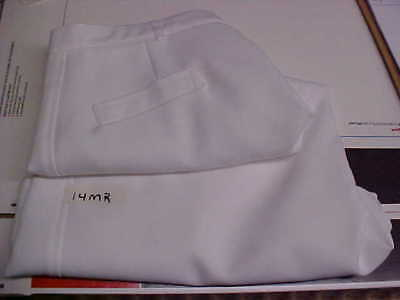 USN Navy Sea Cadet Officer Midshipman INST Female Dress White Skirt 14MR loc#w98