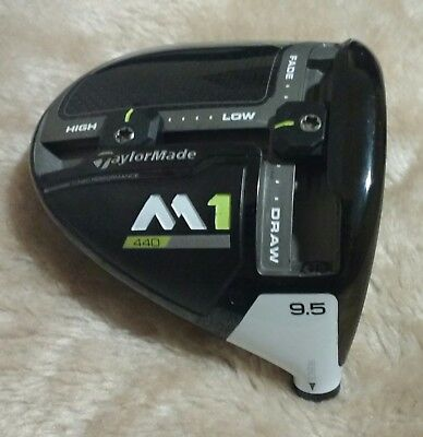 Taylormade M1 driver head 2017 model with headcover