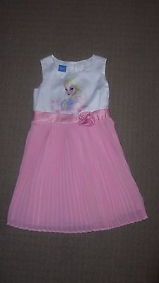 **BNWT** Cute Girl's Disney Frozen Dress – Size 5