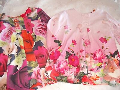 Ted Baker Baby Girls Dresses Age 12-18Months