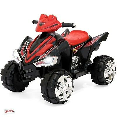 Electric Vehicles For Kids >> Kids Electric Vehicles Four Wheeler Atv Motorcycle Power Wheels 12 Volt