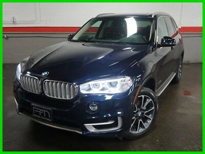2015 BMW X5 xDrive35i AWD 4dr SUV 2015 xDrive35i AWD 4dr SUV Used Turbo 3L I6 24V Automatic AWD SUV Moonroof