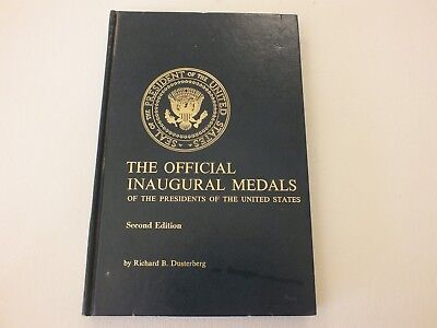 1976  Official Inaugural Medals Of The Presidents Of The United States