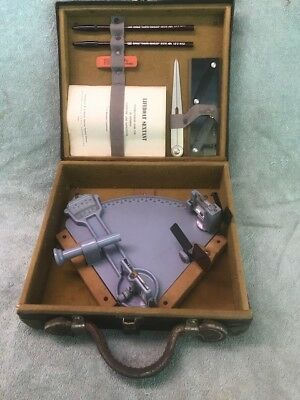 Sextant - Lifeboat - WWll,  Exc. Condition, original box, tools & instructions.