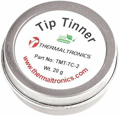 Thermaltronics TMT-TC-2 Lead Free Tip Tinner 20g in 0.8oz Container by
