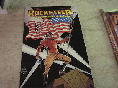 The Rocketeer The official Movie Adaptation