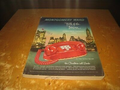 1965 Montgomery Ward Christmas Catalog 484 pages