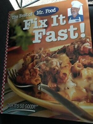 The best of mr manly vol 1 oop ultra rare 1994 cd keze rock 106 the best of mr food fix it fast recipe book quick meals forumfinder Image collections