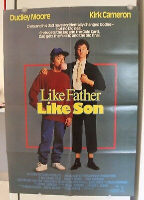 Like Father Like Son - Original Movie Poster