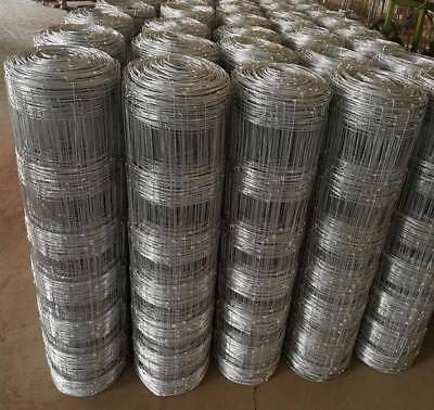 HINGE JOINT WIRE FENCE 7-90-30 200M Per roll RING LOCK FENCE