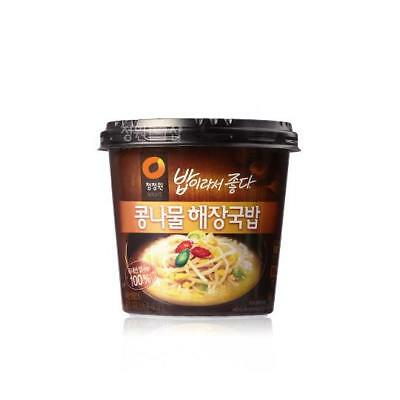 chungjungone Soybean Sprout Hangover Soup with Rice 64g K-FOOD