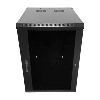 PrimeCables® 15U Wall Mount Network Server Cabinet Rack
