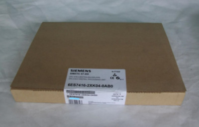 SIEMENS 6ES7416-2XK04-0AB0 (6ES7 416-2XK04-0AB0 )new  IN BOX