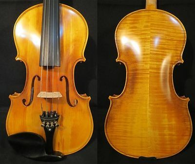 Commission Your Own New Hand Made Violin, 4/4-1/16, With Options To Your Taste