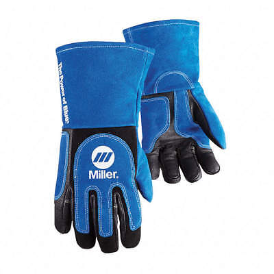 Miller Heavy Duty HD Mig Stick Welding Gloves XL LG 263339 263340 Arc Armor
