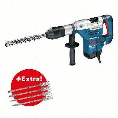 Perforateur Burineur BOSCH GBH 5-40 DCE Professional SDS-Max + 4 Burins offerts