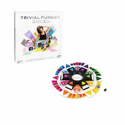 Hasbro Trivial Pursuit 2000's Edition Game English Version Board Game New Sealed