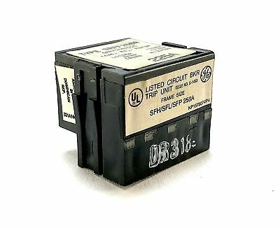 General Electric SRPF250A225 225 Amp Rating Plug (Y1)