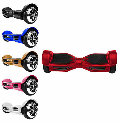 SWAGTRON Self Balancing Hoverboard Bluetooth Speaker & Lights w/ Android/IOS App