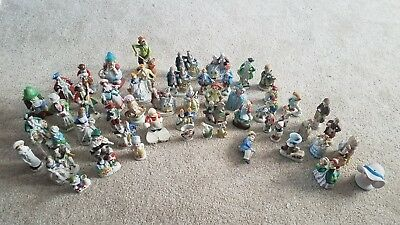 Lot of 56 Antique Made in Occupied Japan Figurines