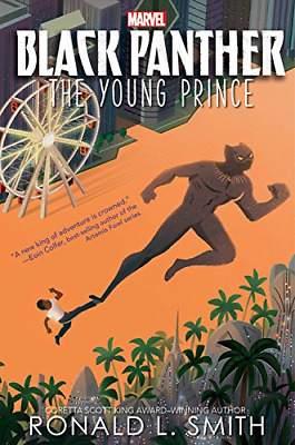 Black Panther The Young Prince (Marvel Black Panther)