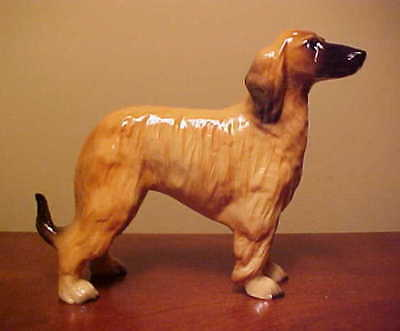 Hagen-Renaker Specialty Pedigree Line #1002 AFGHAN HOUND Figurine - NEW FOR 2018