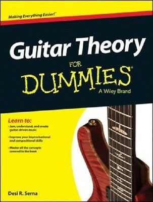 Guitar Theory for Dummies   Read on PC/Phone/Tablet