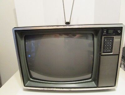 vintage zenith system 3 color sentry 16 u201c television tv gaming works rh picclick com Zenith System 3 TV Zenith Space Command System 3