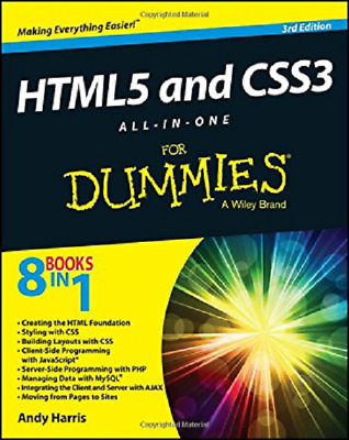 Html5 and Css3 All-In-One for Dummies, 3rd Edition Read on PC/Phone/Tablet