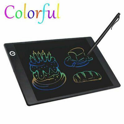 9.7'' 12'' Electronic Digital LCD Writing Pad for Boogie Board Tablet Drawing AU