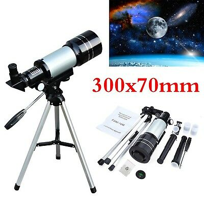 Astronomical Telescope 150x Aperture Zoom HD Monocular Night Vision Refractive