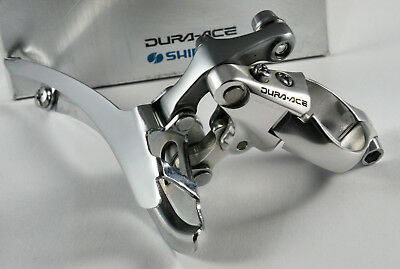 Shimano Dura-Ace FD-7400 Front Derailleur Clamp On 28.6mm NOS