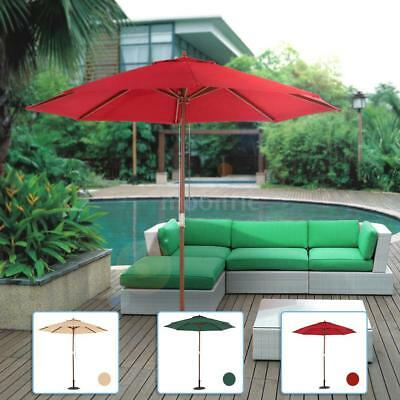parasols structures parasols jardin terrasse picclick fr. Black Bedroom Furniture Sets. Home Design Ideas