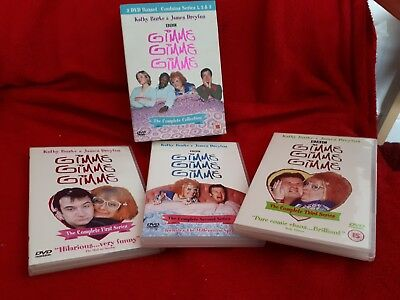 Gimme Gimme Gimme: The Complete Collection (Box Set) DVD Series 1-3